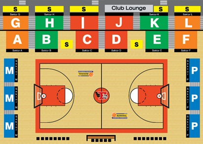 SEKTORANSICHT Raiffeisen Wels Arena